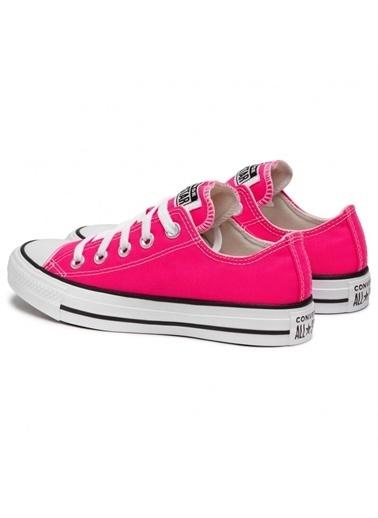 Converse Kadın Ayakkabı Chuck Taylor All Star Pet Canvas 170157C Pembe